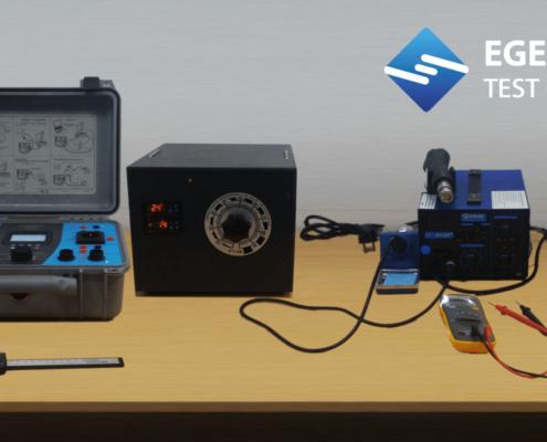 Ege Test Center LVD Testi Cihazları